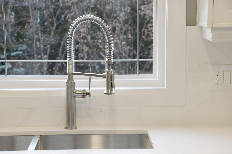 kohler sous pull down faucet review