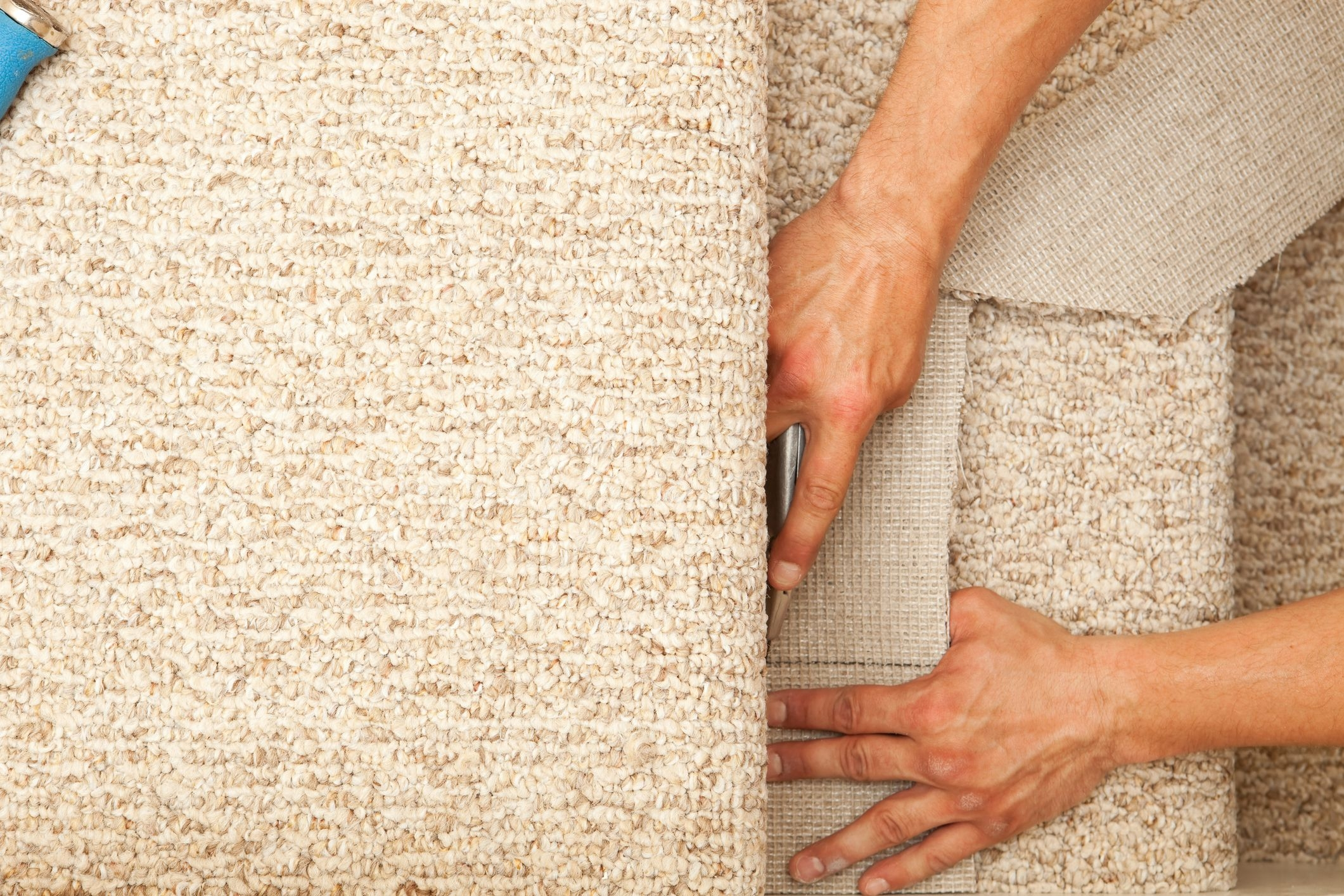 Should You Put Carpet On Stairs Or Not   Carpet Strips For Steps   Curved Stair   Striped   Gorgeous   Stairway   Middle Stair