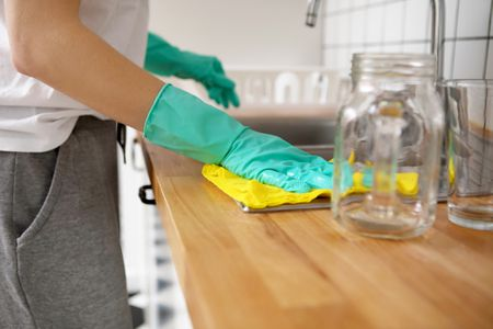 Get Rid Of Weird Scents In Your New Home