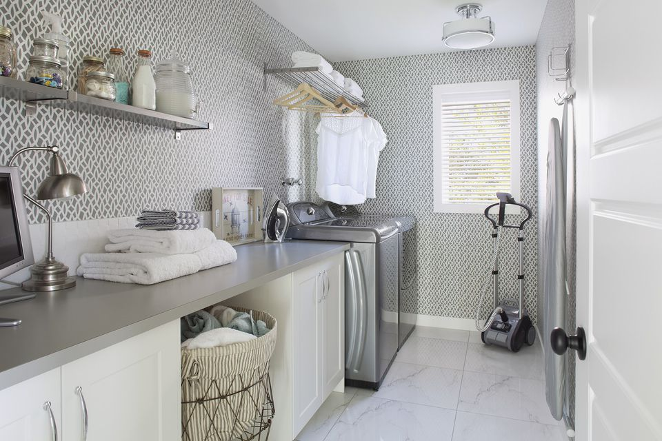 25 creative laundry room decorating ideas on best laundry room designs id=51441