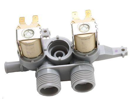repair a washing machine water inlet valve