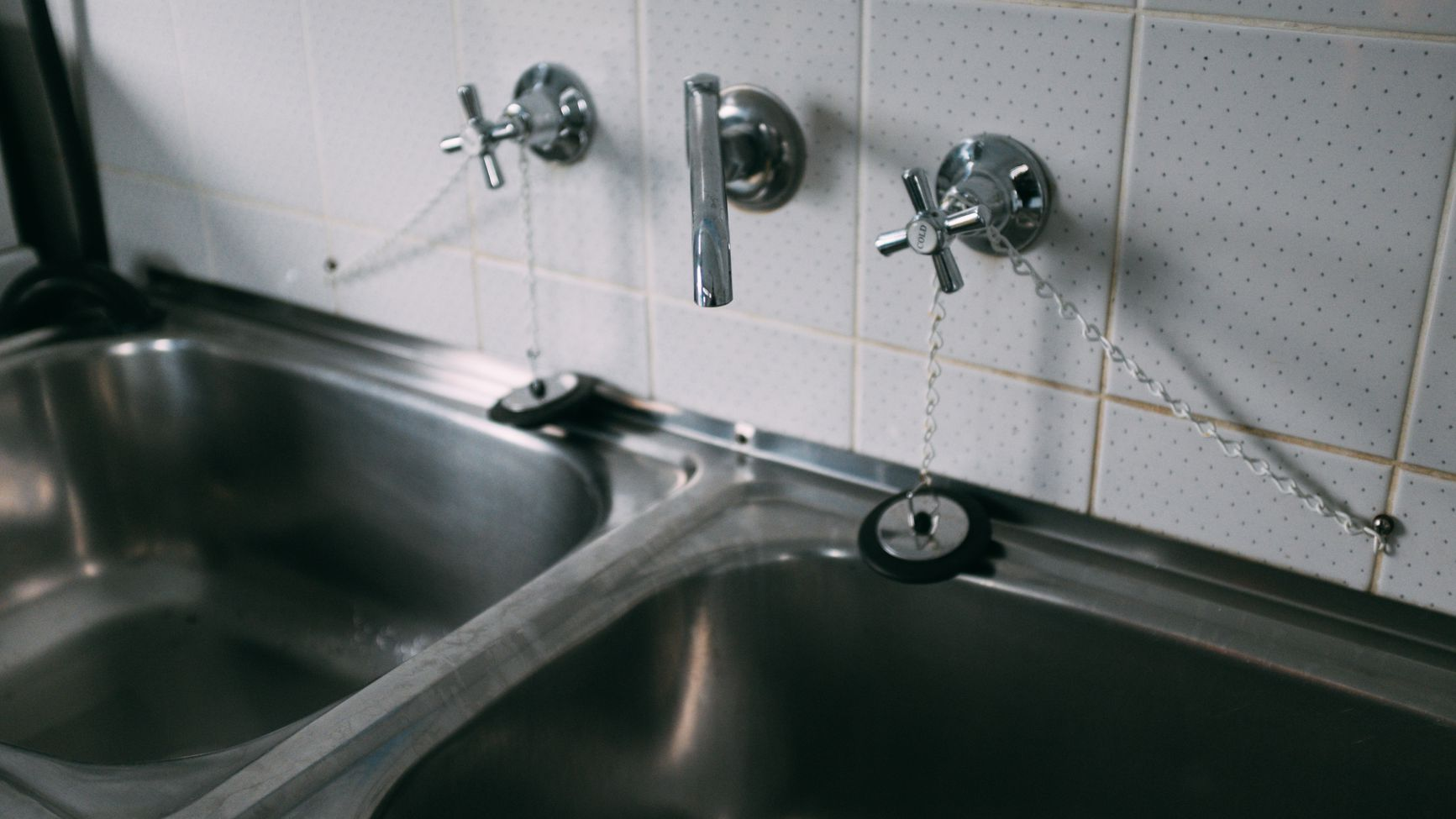 how to install a utility sink