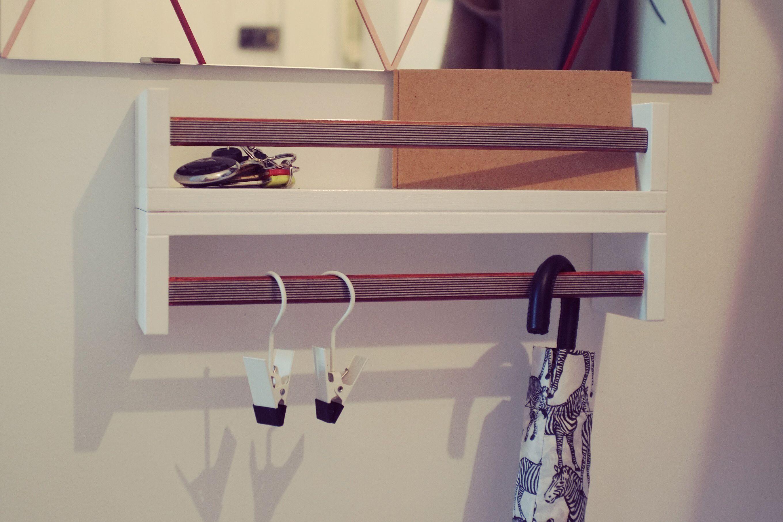15 Ikea Hacks For Small Entryways