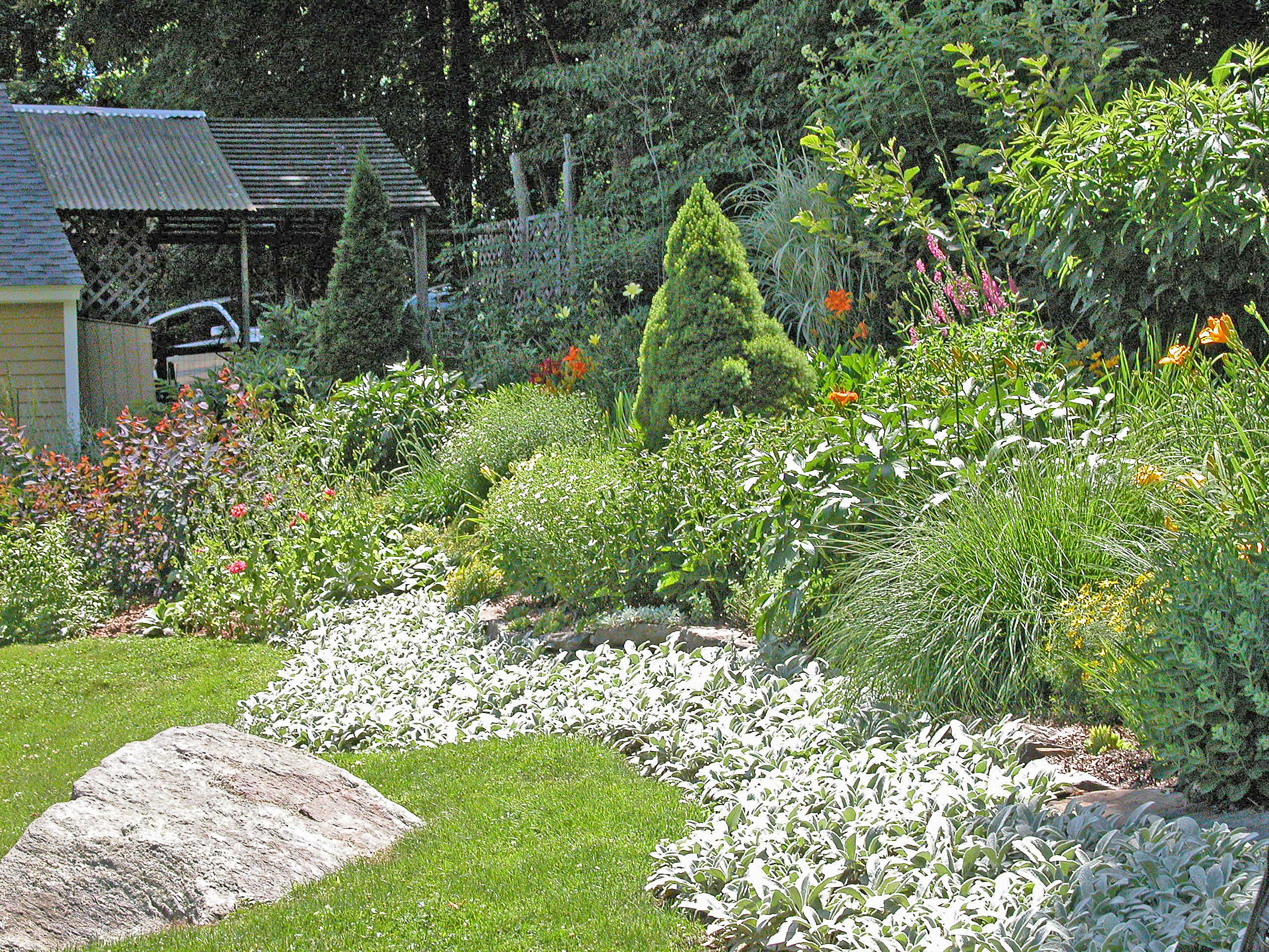 12 Hillside Landscaping Ideas to Maximize Your Yard on Backyard Hill Landscaping Ideas  id=47248