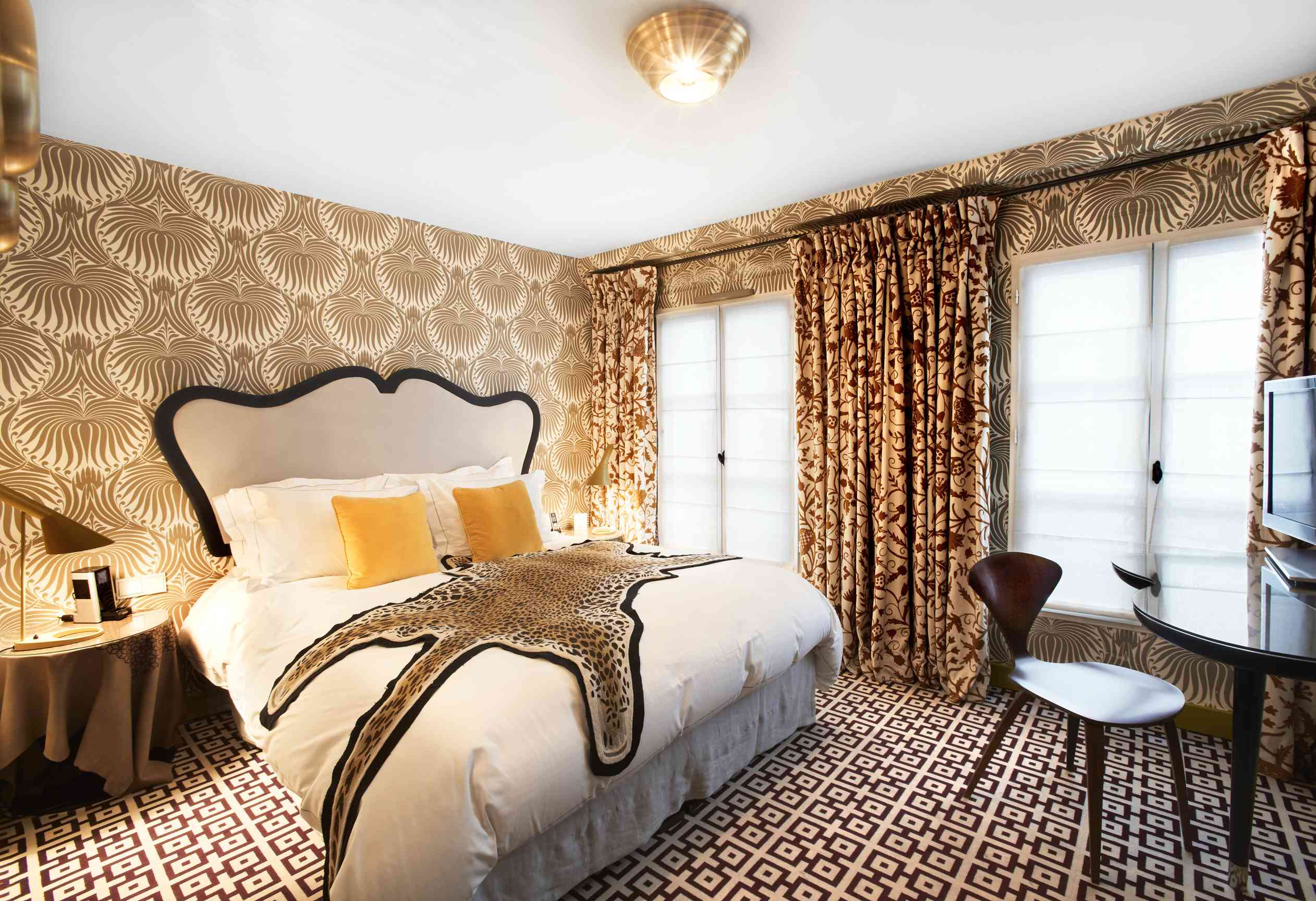 15 art deco style bedrooms