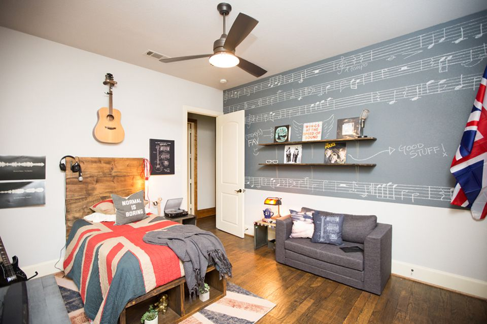 22 Cool Room Ideas for Teens on Rooms For Teenagers  id=62343