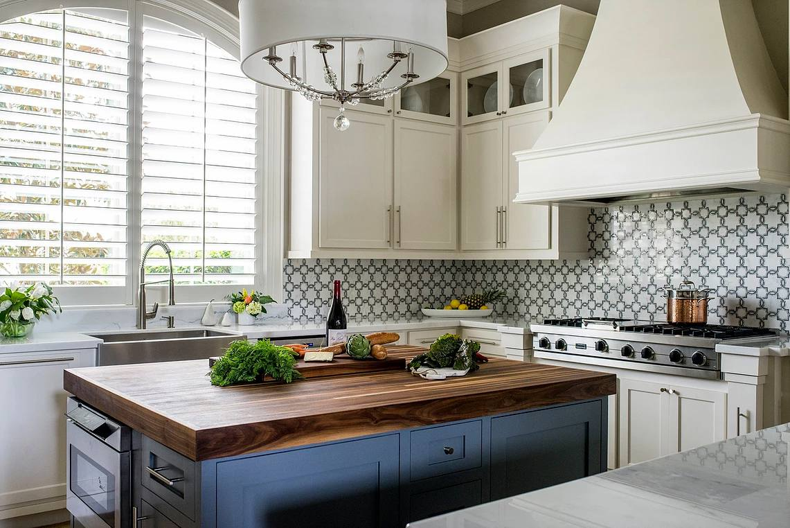 16 Modern Kitchens With Butcher Block Countertops