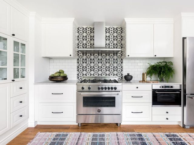 White Kitchen Cabinets Ideas for Every Taste