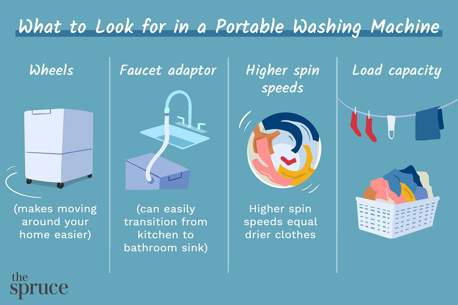 the 8 best portable washing machines of