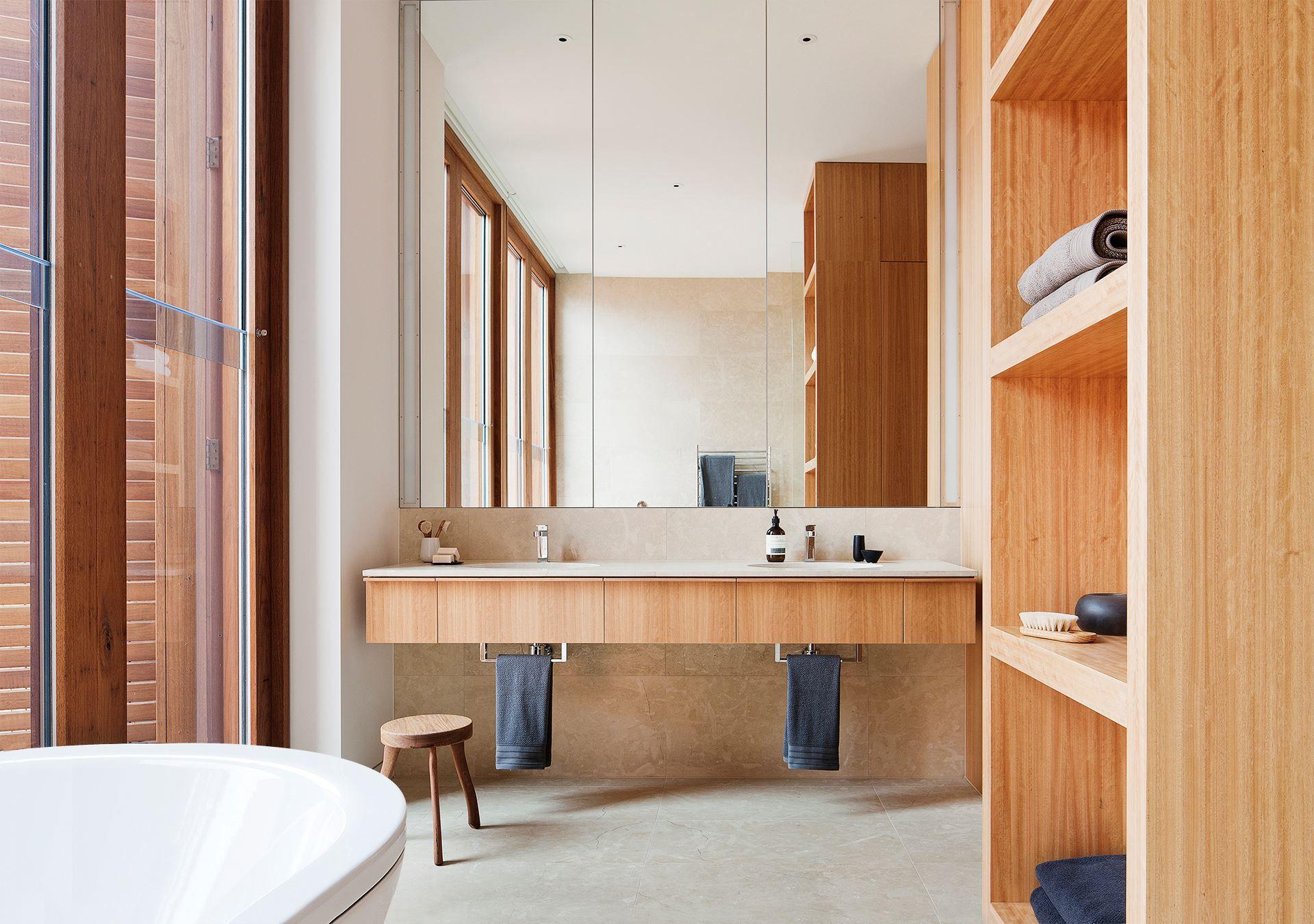 50 Inspiring Bathroom Design Ideas on Bathroom Remodel Design Ideas  id=46933