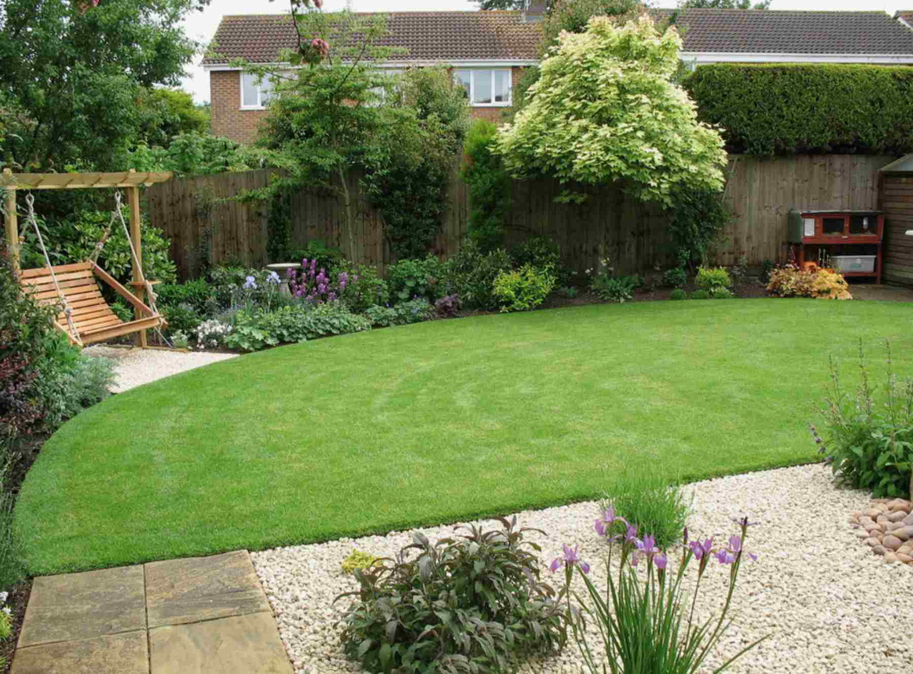 49 backyard landscaping ideas to