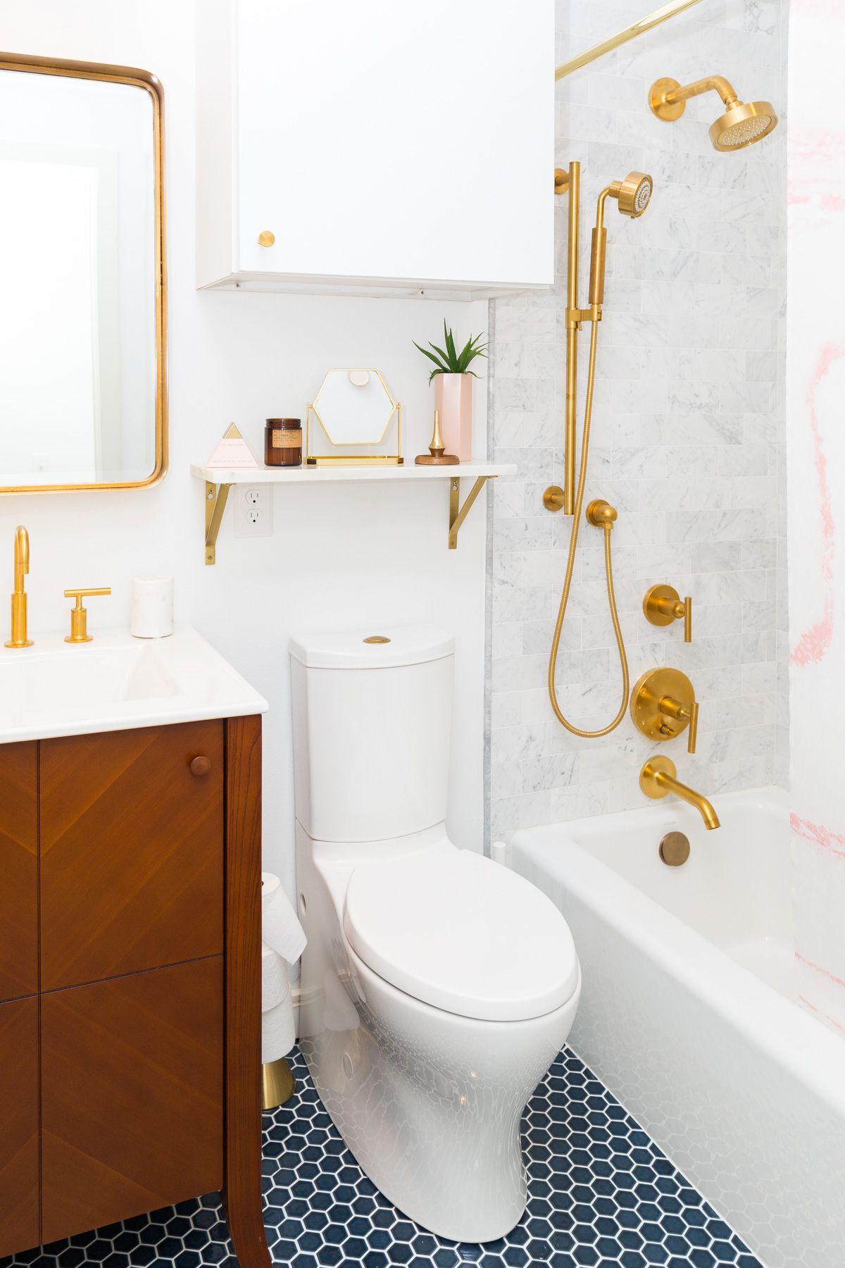 15 Small Bathroom Ideas to Ignite Your Remodel on Small Bathroom Renovation Ideas  id=66556