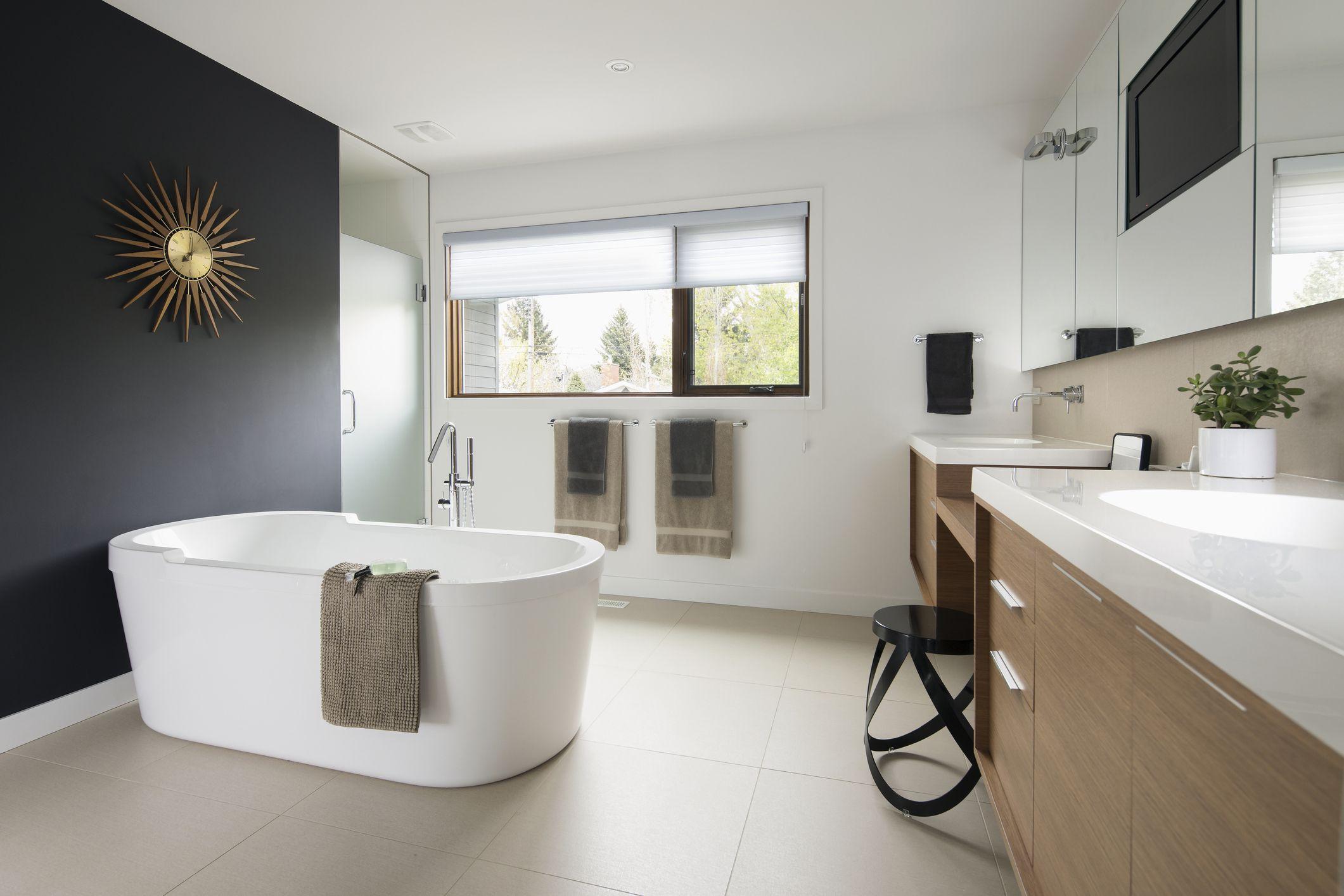 14 Ideas for Modern-Style Bathrooms on Bathroom Ideas Photo Gallery  id=98662