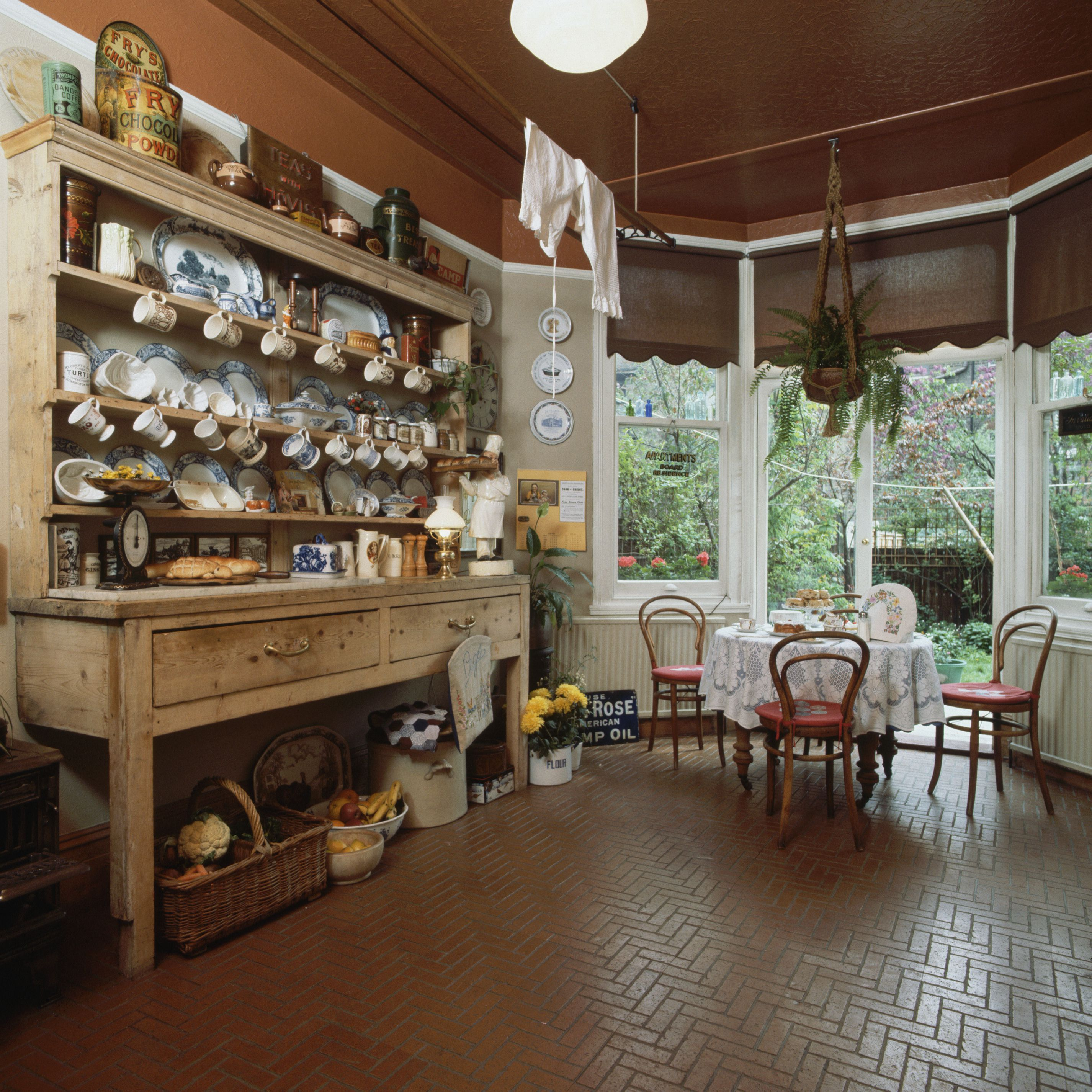brick flooring in kitchens pros and cons