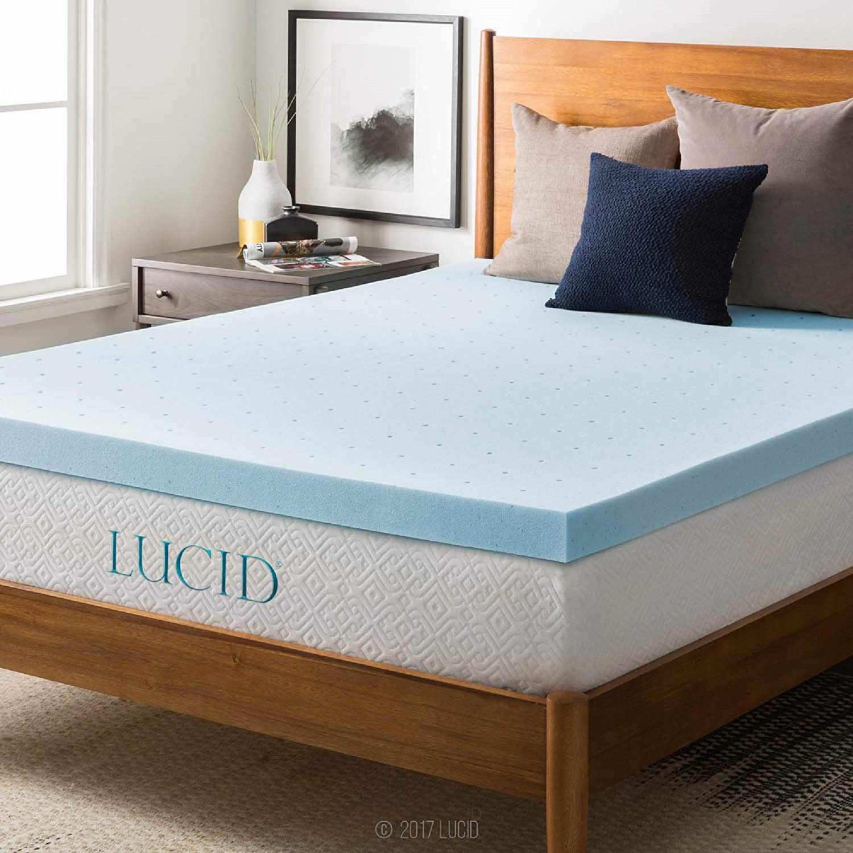 the 7 best memory foam mattress toppers