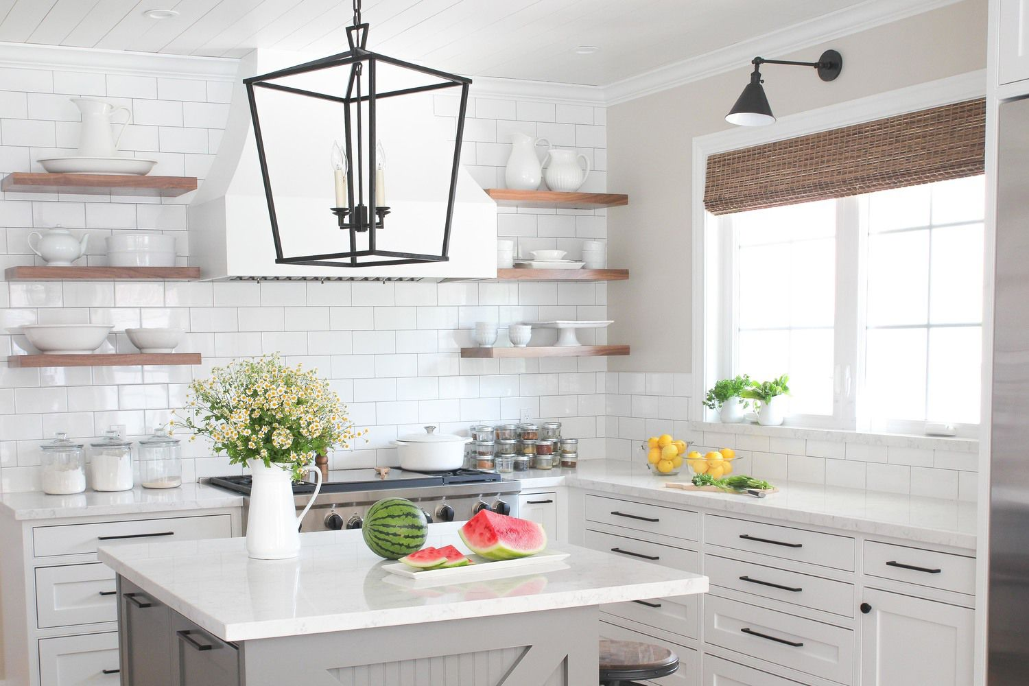 Gorgeous Modern Farmhouse Kitchens on Modern Kitchens  id=62590