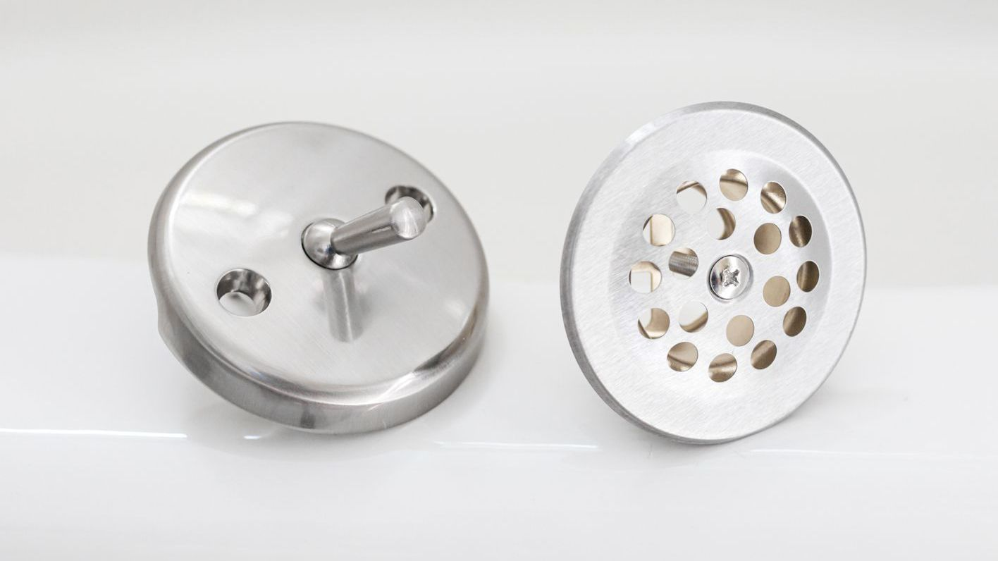 trip lever bathtub drain stopper