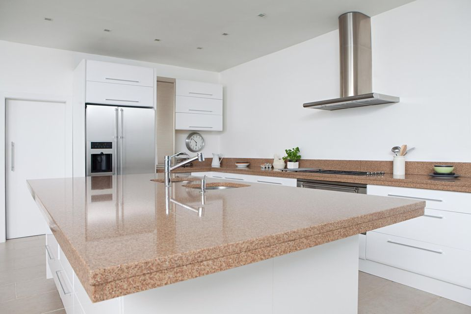 20 Options for Kitchen Countertops on Kitchen Counter Decor Modern  id=68743