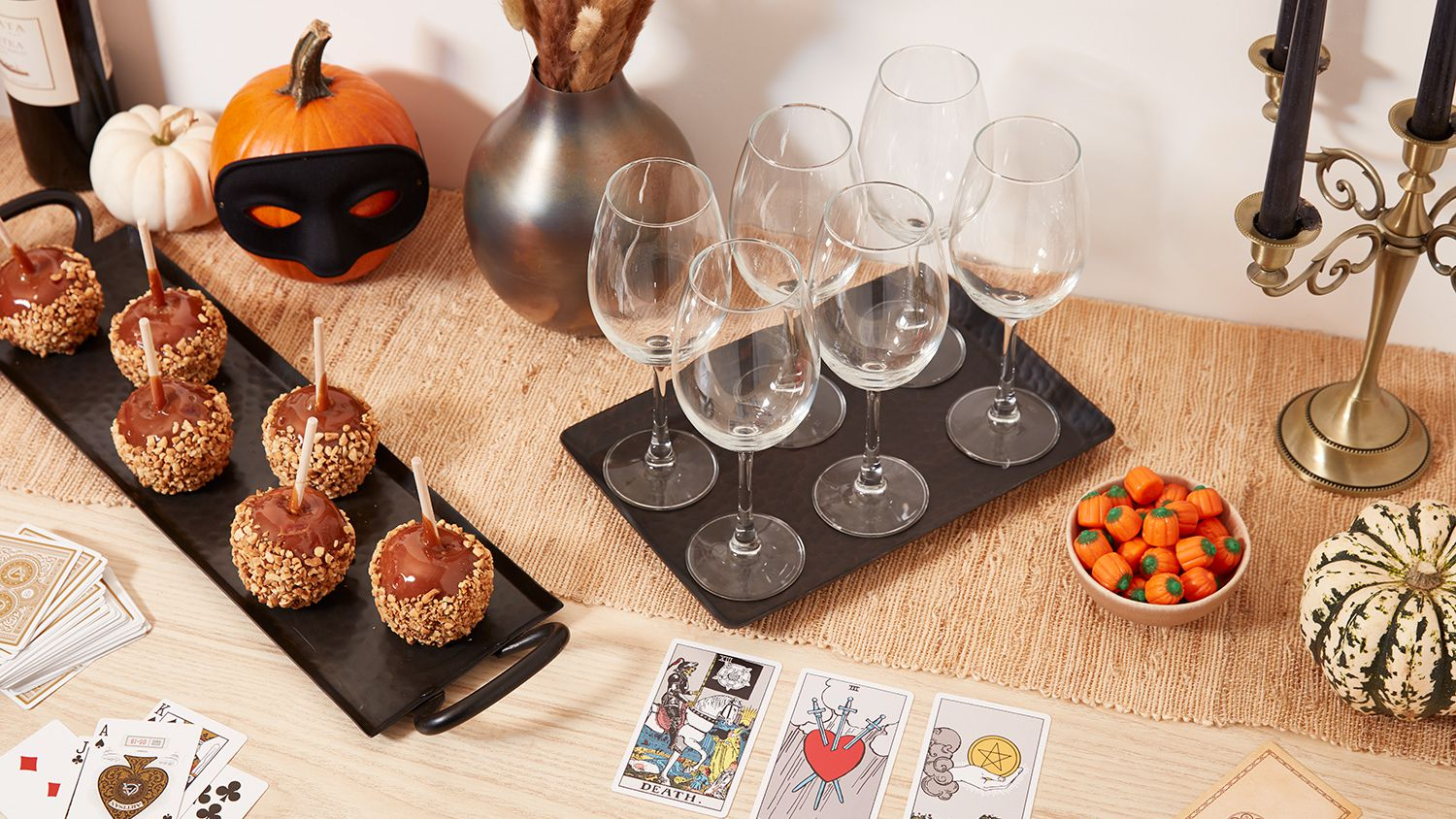 A murder mystery game is perfect for halloween. 36 Free Halloween Party Games For Adults