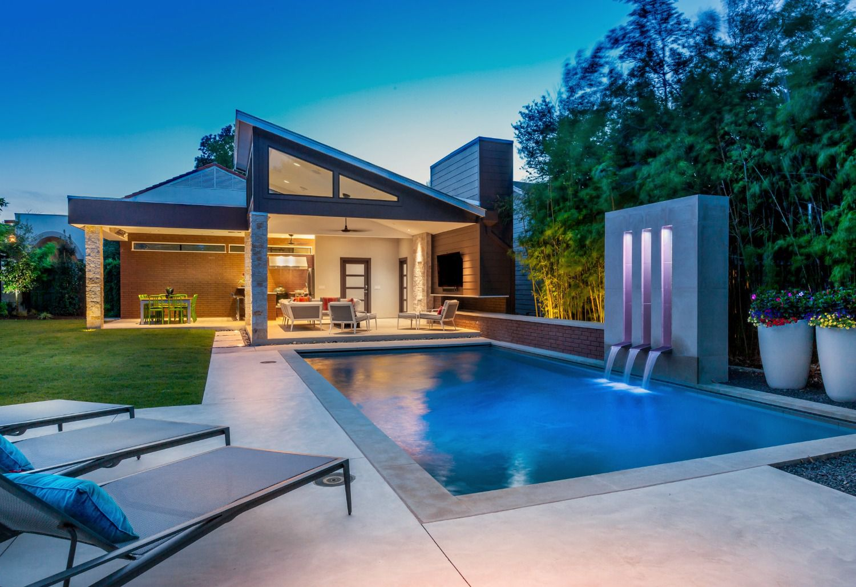 15 Beautiful Concrete Patio Ideas and Designs on Patio Designs  id=66003