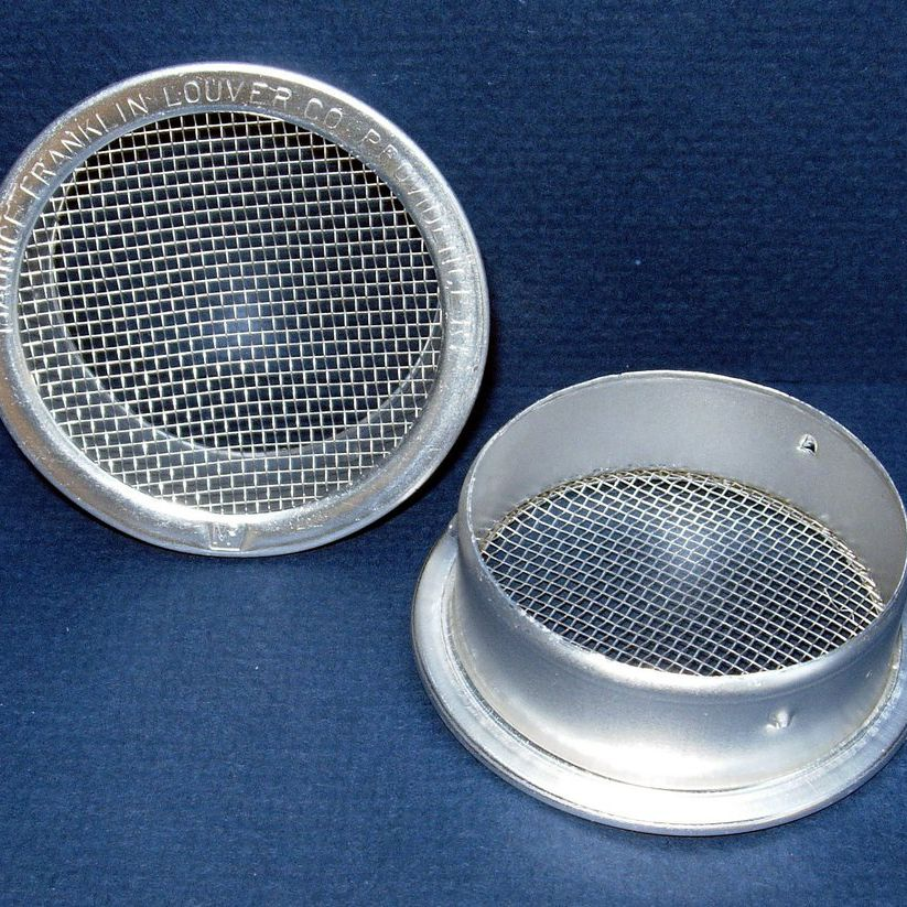 exhaust vent screen for your furnace