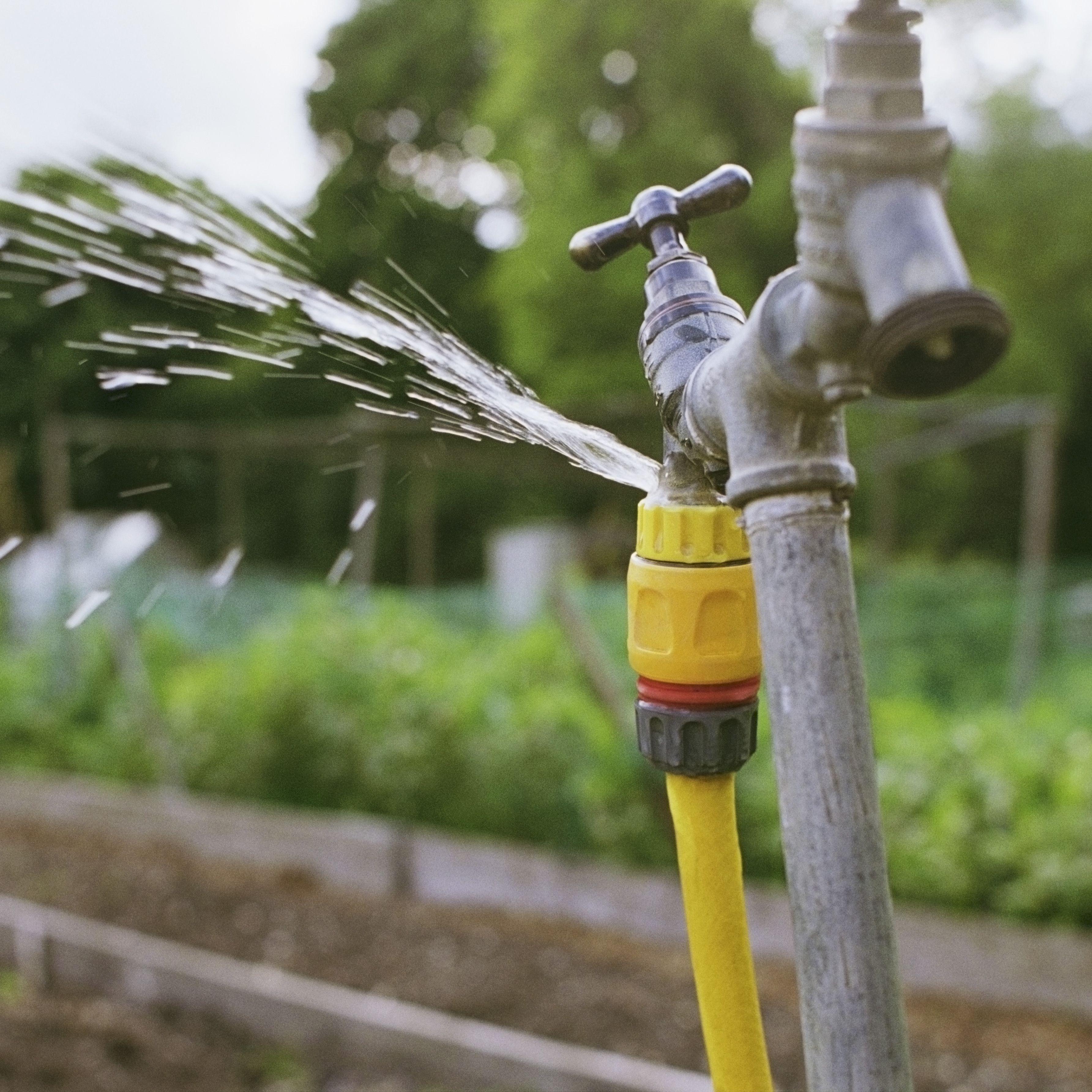 how to fix leaky hose bib
