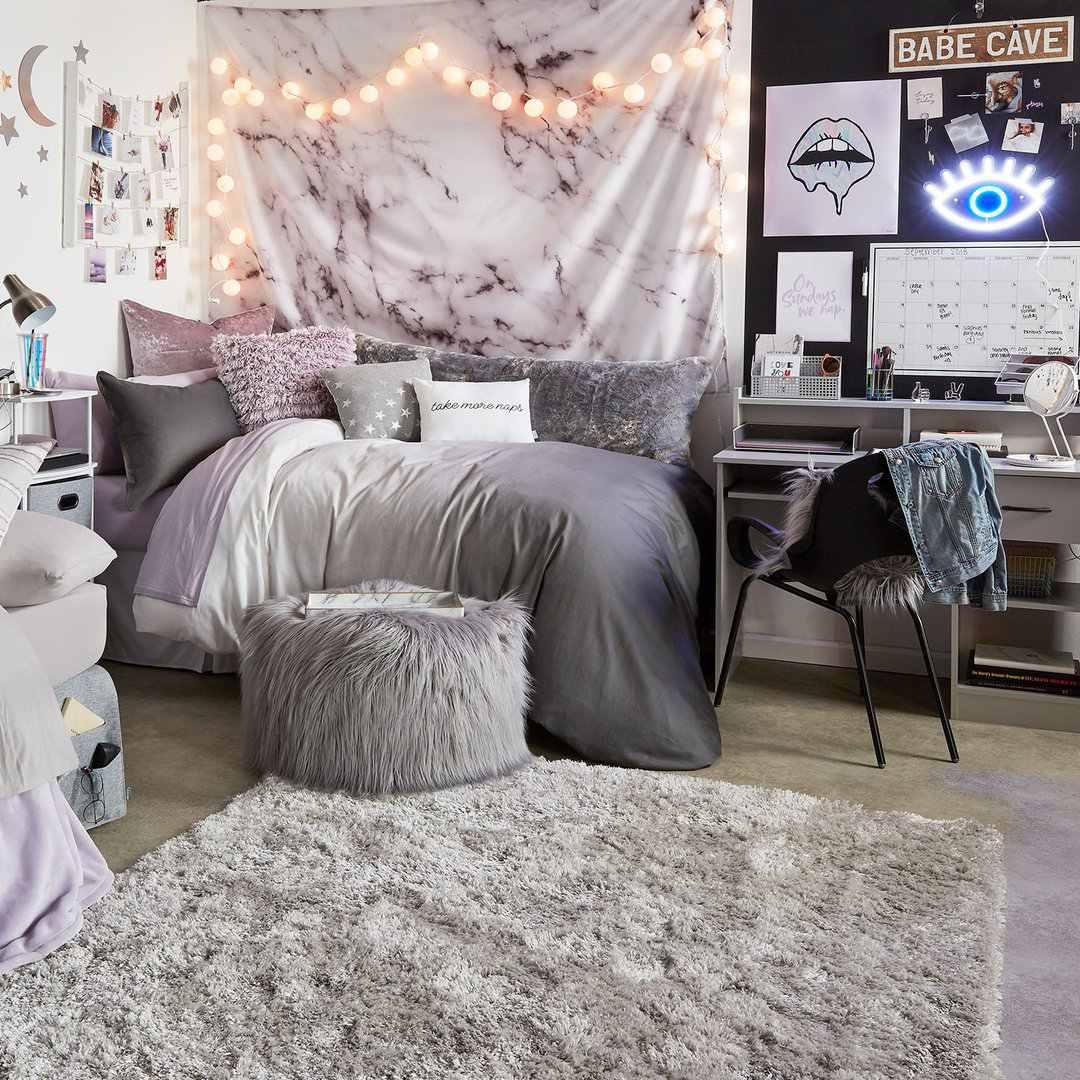 22 Cool Room Ideas for Teens on Cozy Teenage Room Decor  id=49160