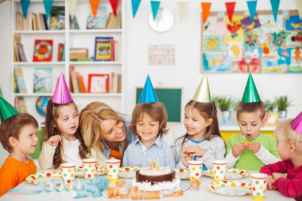 24 Birthday Party Games That Won t Cost You a Dime Blowing out his birthday candle