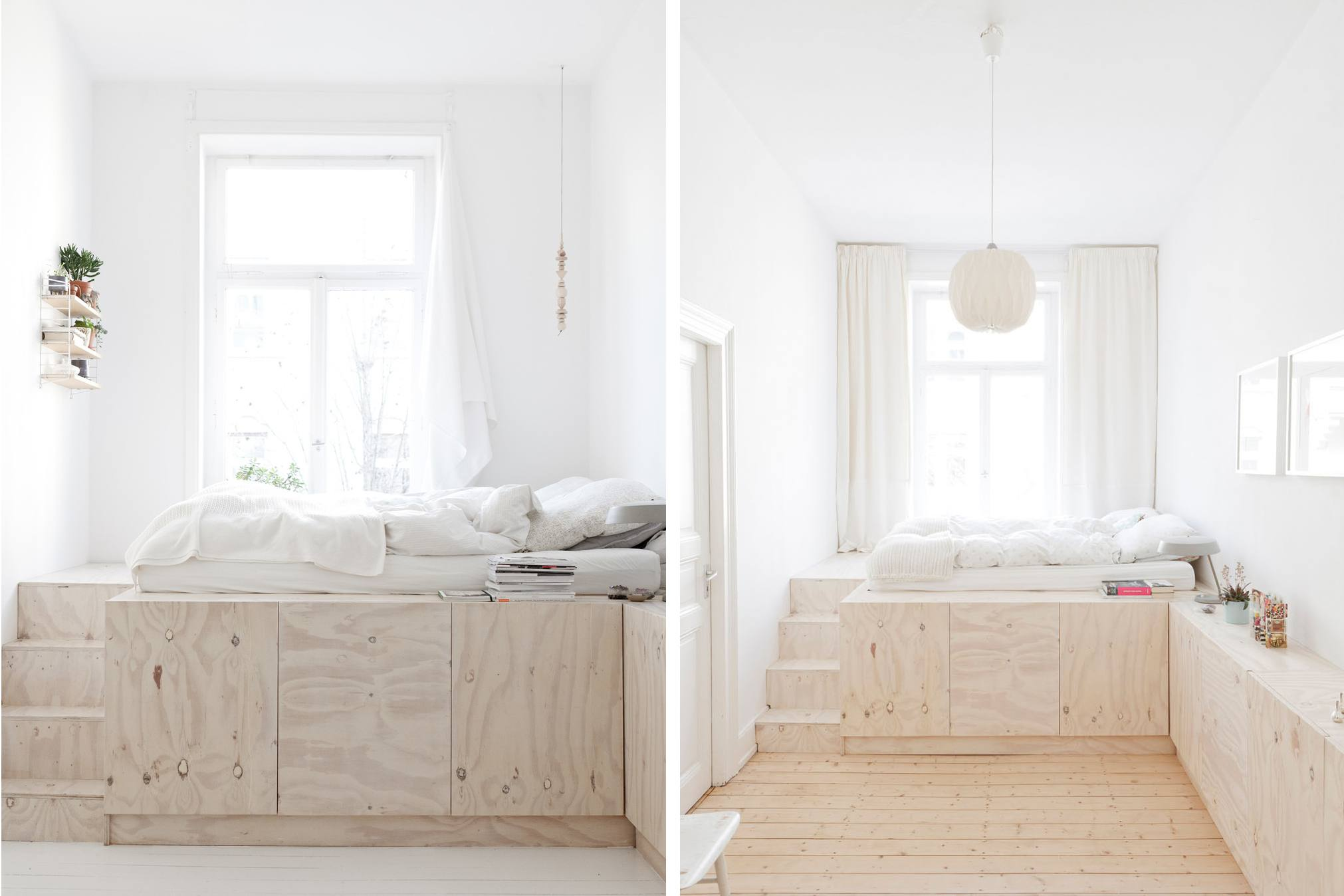 25 adult loft bed ideas for small rooms