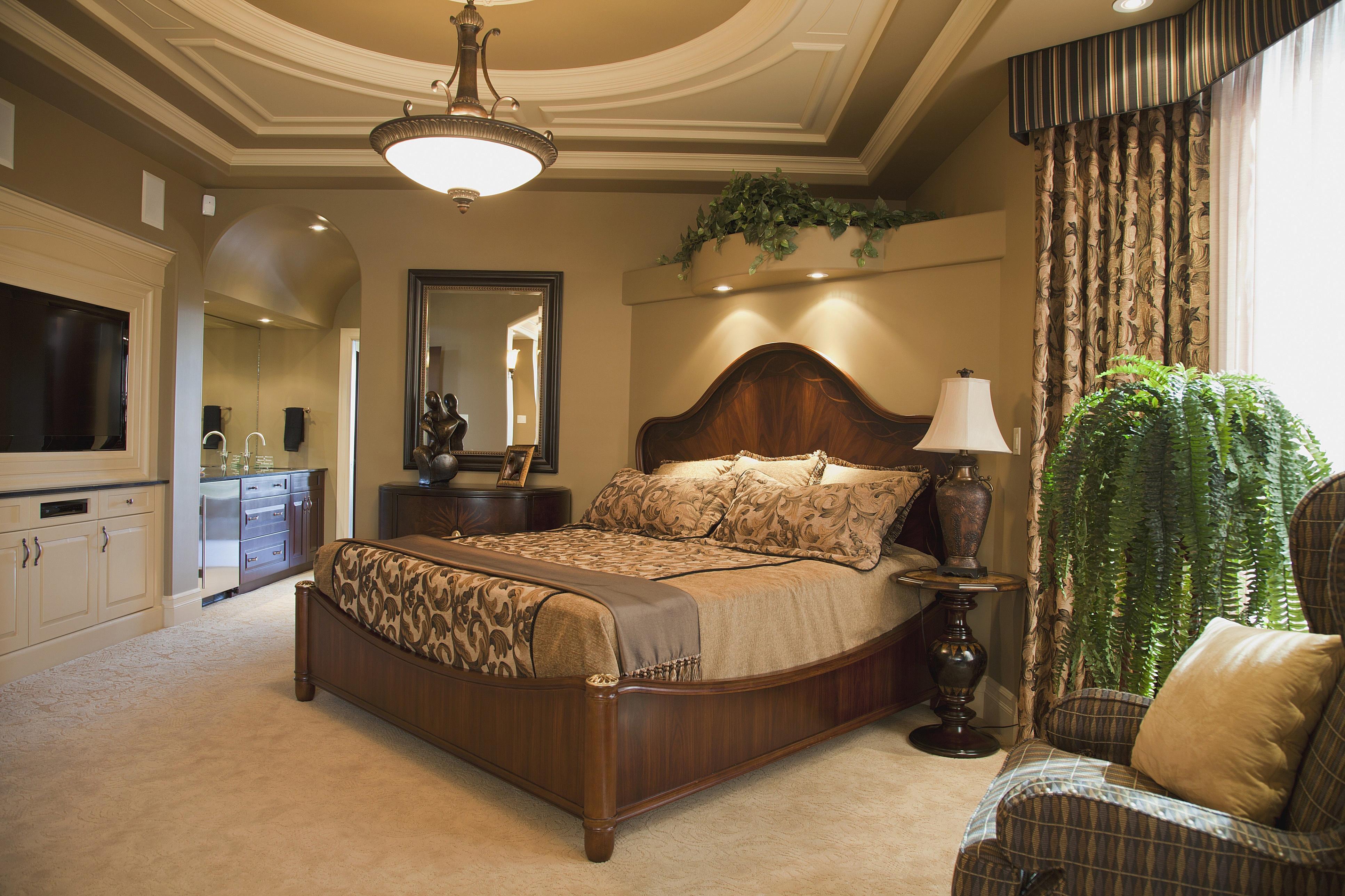 Tuscan Bedroom Decorating Ideas and Photos on Room Decor Photos  id=13560