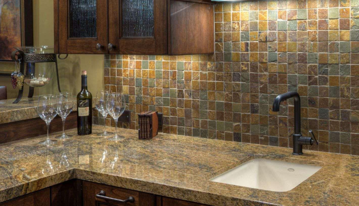 28 Amazing Design Ideas For Kitchen Backsplashes