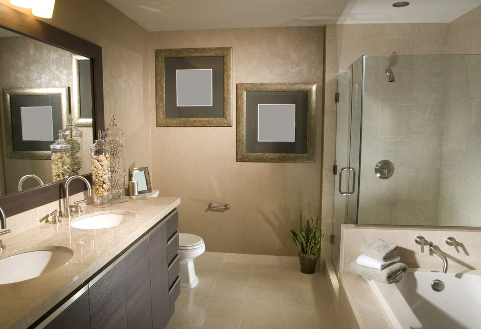 15 Cheap Bathroom Remodel Ideas on Restroom Renovation  id=60139