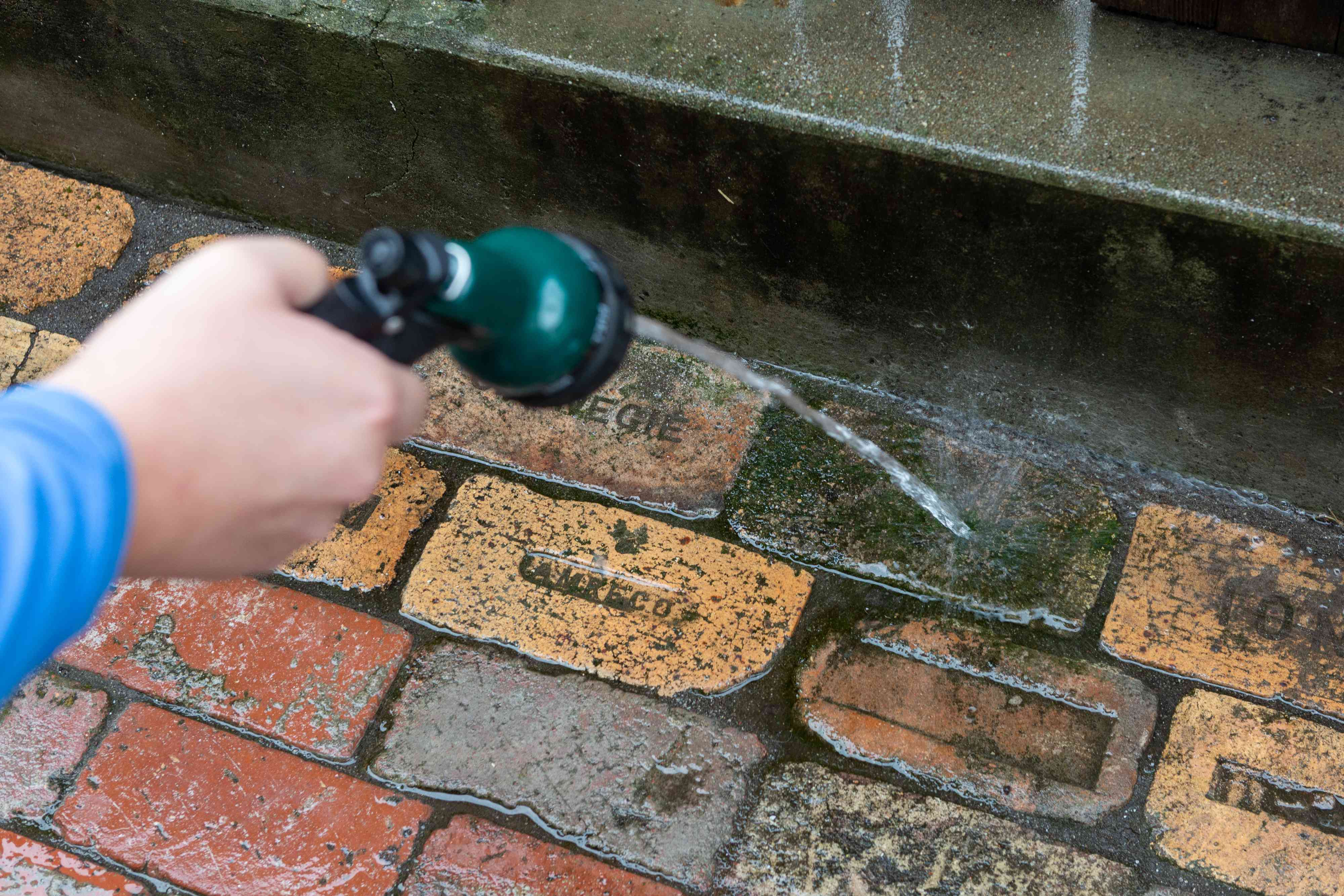 how to clean patios and outdoor surfaces