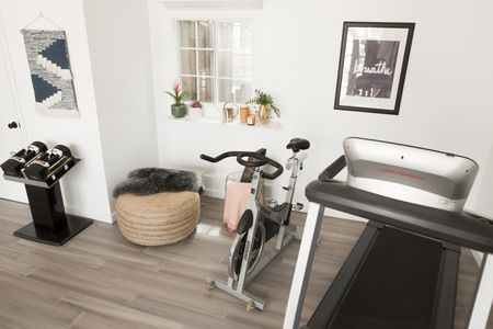 29 Creative Home Gyms Ideas The Best Home Gym Ideas  garage gym