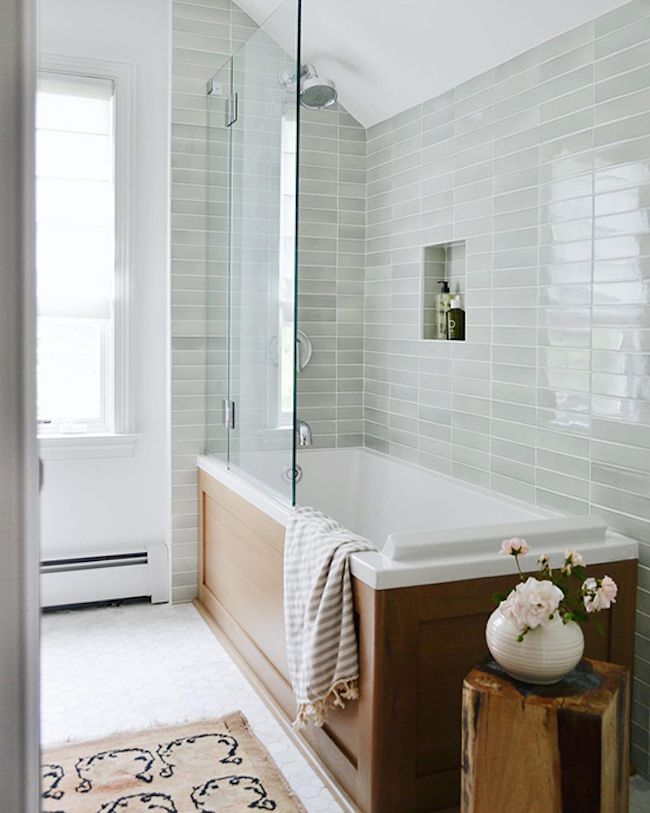 Stunning Tile Ideas for Small Bathrooms on Small Space Small Bathroom Tiles Design  id=24603