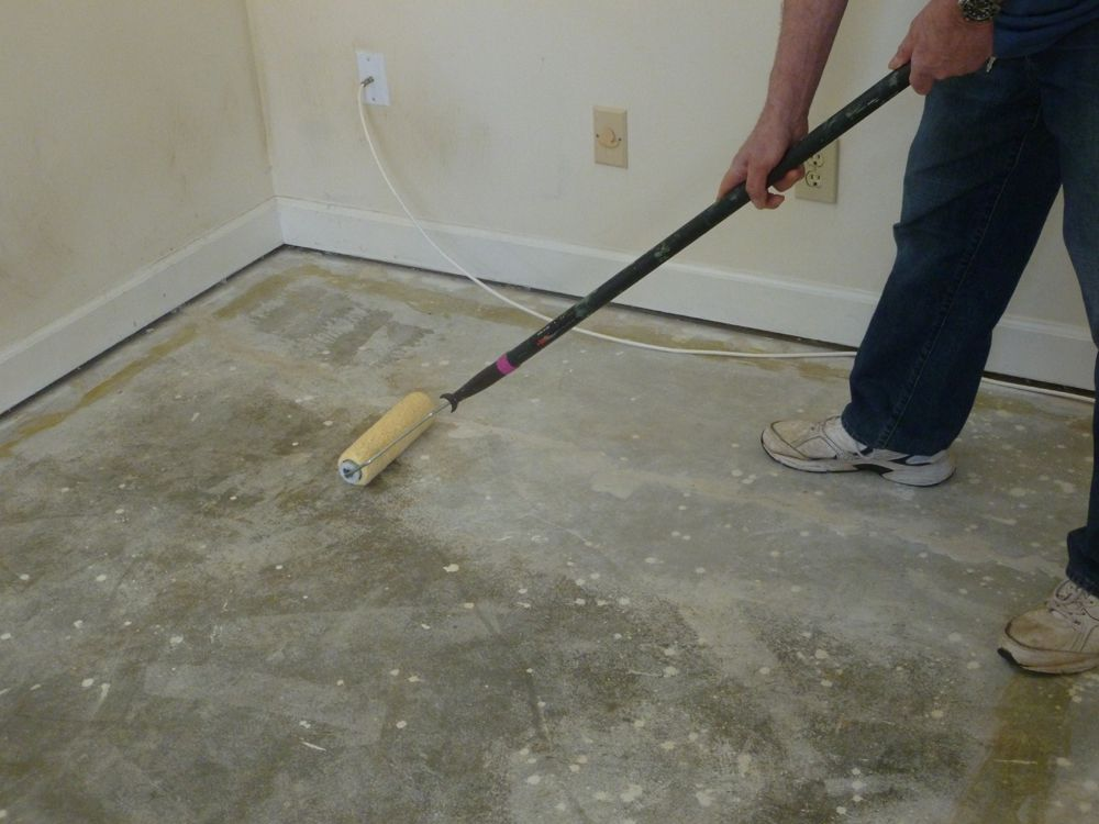 how to install carpet tiles