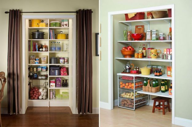 10 space-making hacks for small kitchens