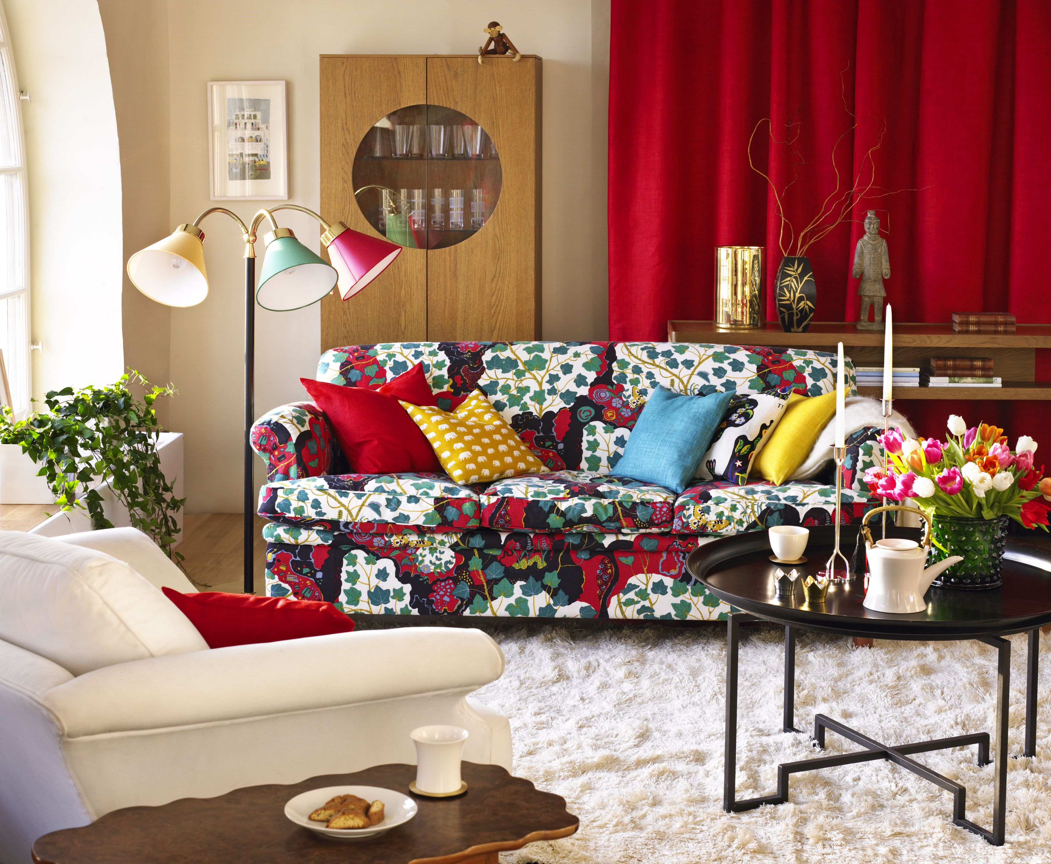 21 Colorful Living Room Designs on Colourful Living Room  id=54792