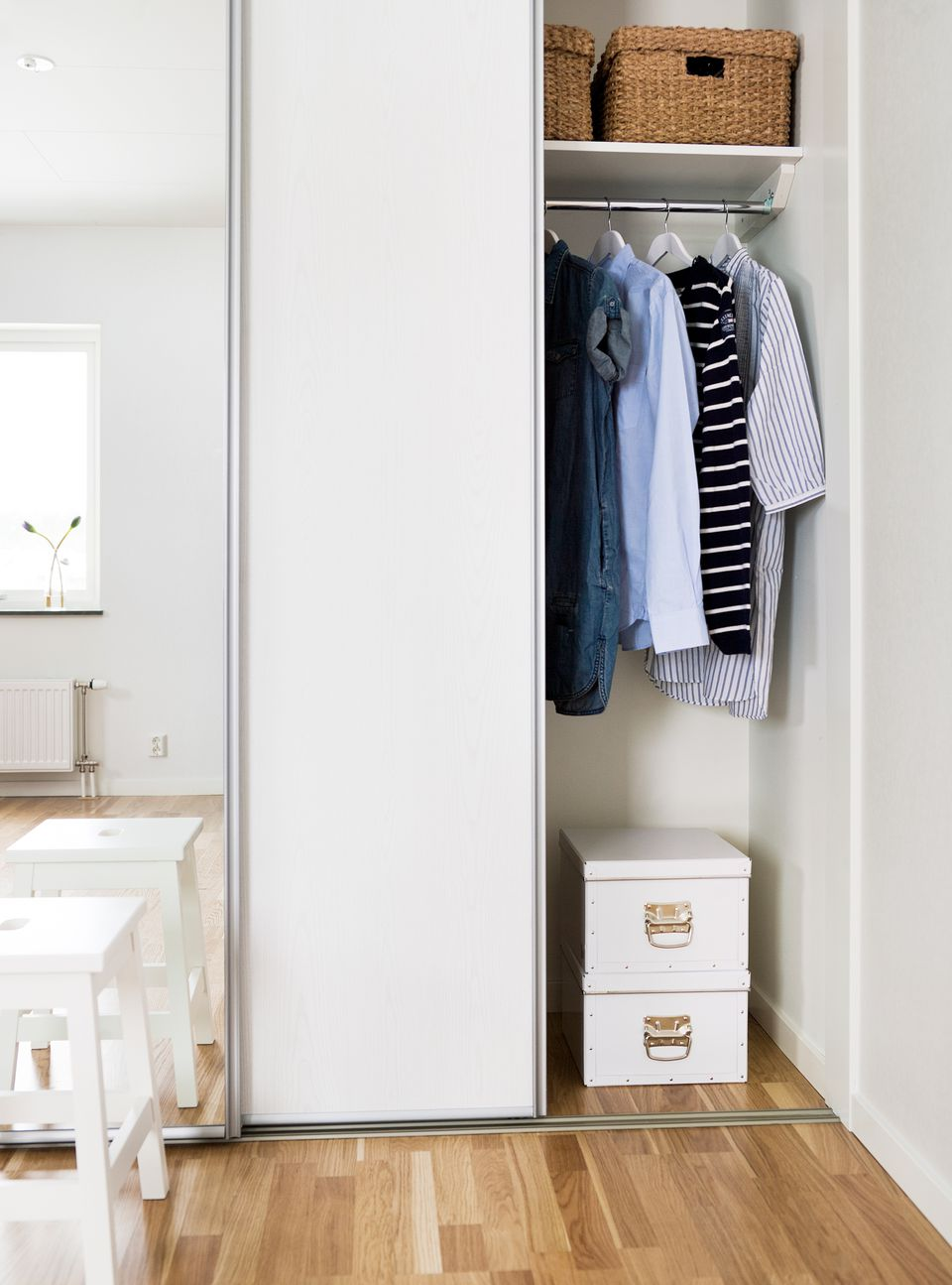 5 Common Organizing Mistakes With Small Closets