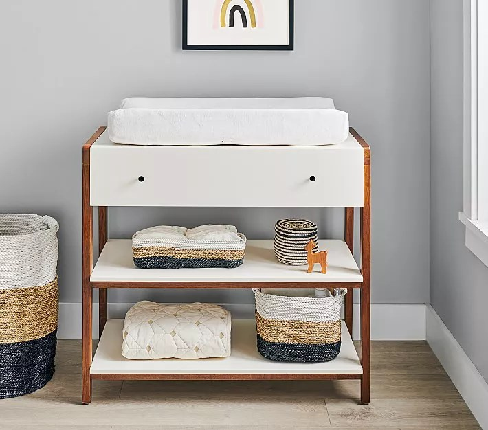 Modern Changing Table