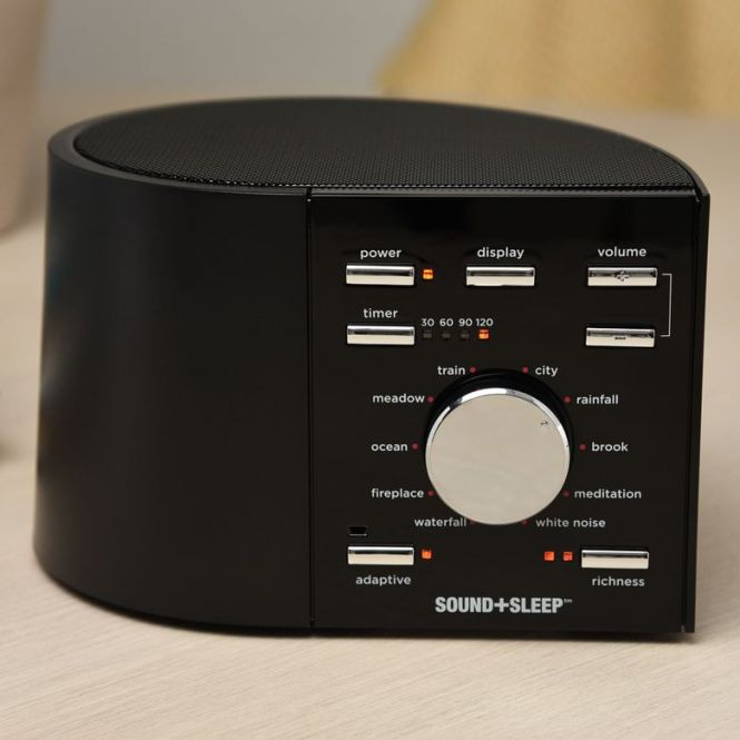 Sound Sleep Machine Review