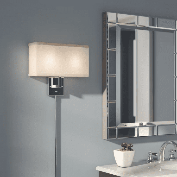 The 7 Best Plug-In Light Fixtures to Buy in 2018 on Decorative Wall Sconces Non Electric Lights For Closets id=53929