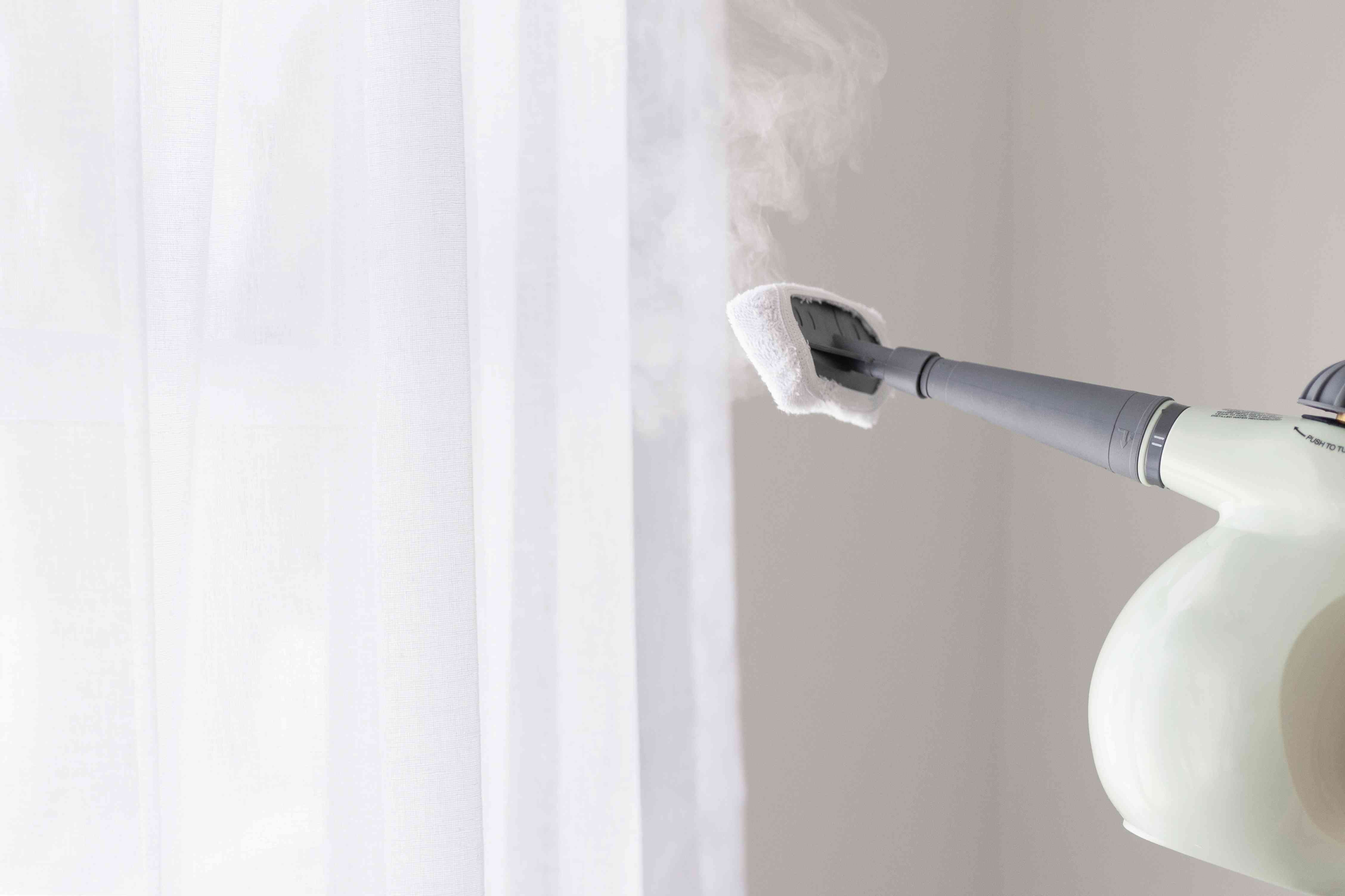 cleaning solutions for dirty curtains