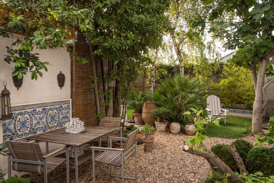 How to Build a Gravel Patio on Backyard With Gravel Ideas id=63965