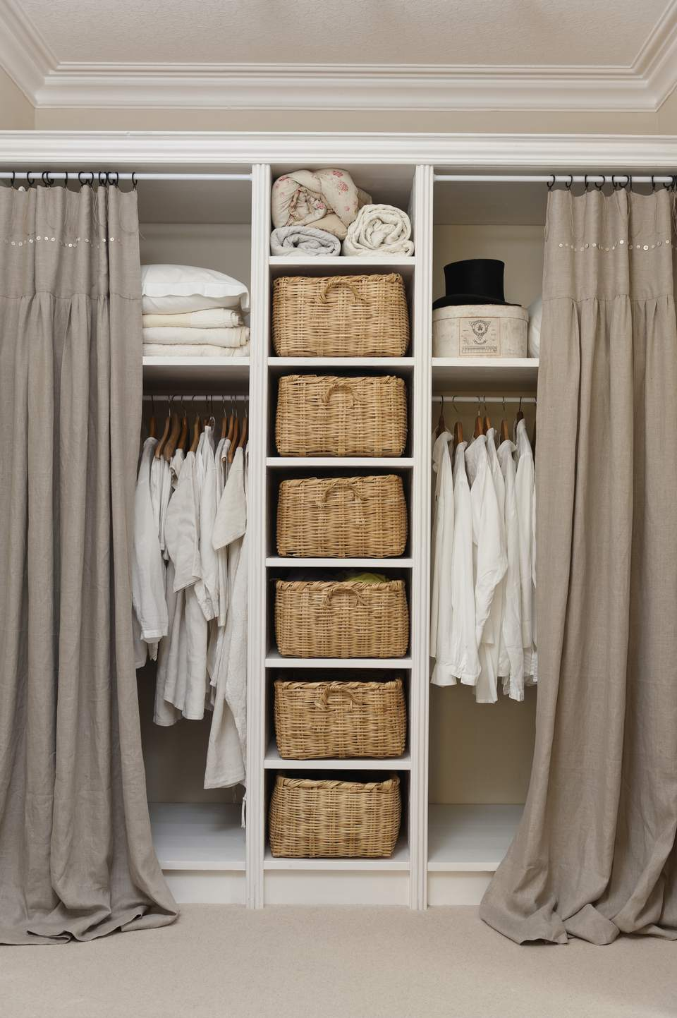 How To Store Clothes When You Don T Have A Closet