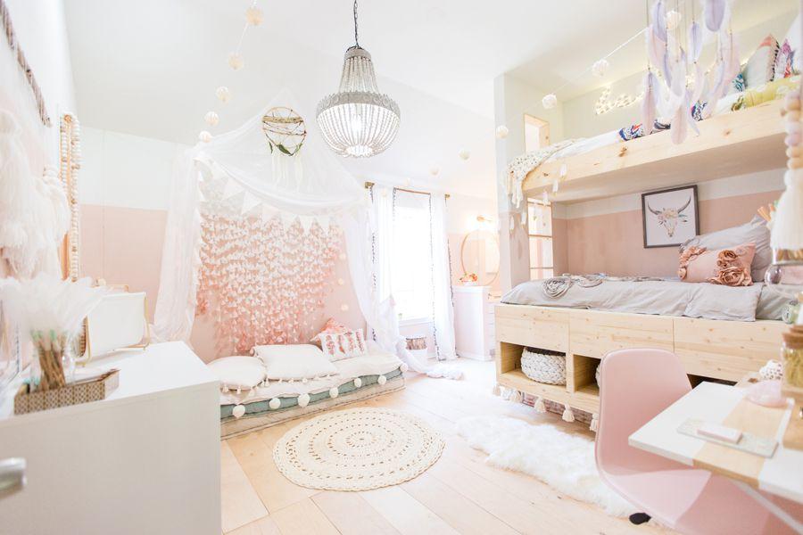 21 Dream Bedroom Ideas for Girls on Room For Girls  id=73102
