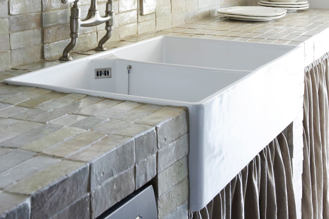 12 tile kitchen countertops that are