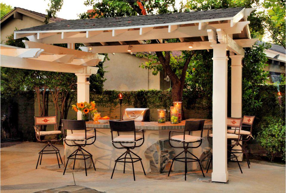 25 Smart Outdoor Bar Ideas on Backyard Lounge Area Ideas id=70495