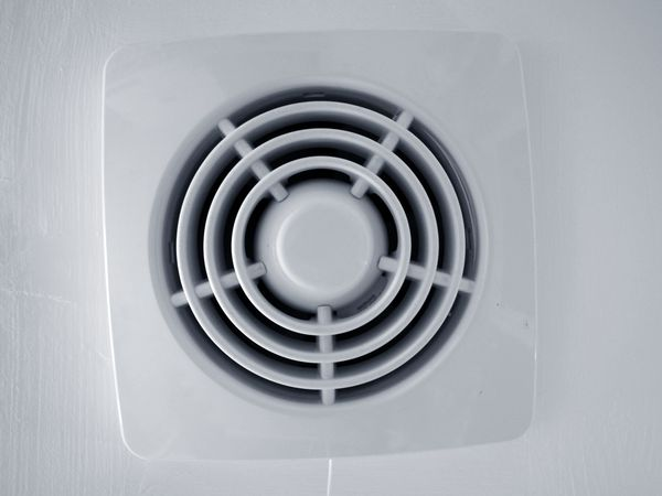 how to size a bathroom exhaust fan