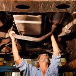 Preventing Catalytic Converter Theft